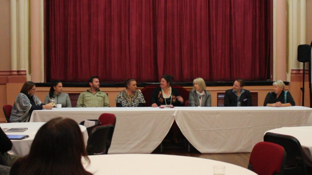 Panel discussion at the 2019 Hawkesbury Conference